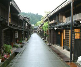 Edo Streets 6Takayama-Edo-Street